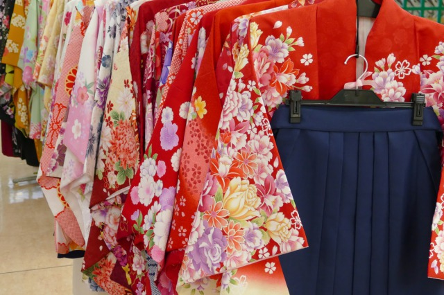 recommended for choosing hakama in Fukuoka
